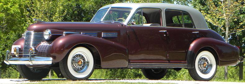 1940 Cadillac Series 60 Image 3