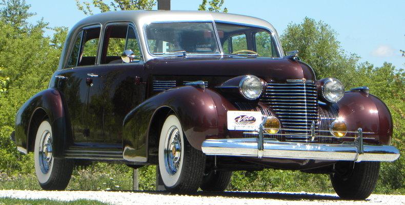 1940 Cadillac Series 60 Image 5