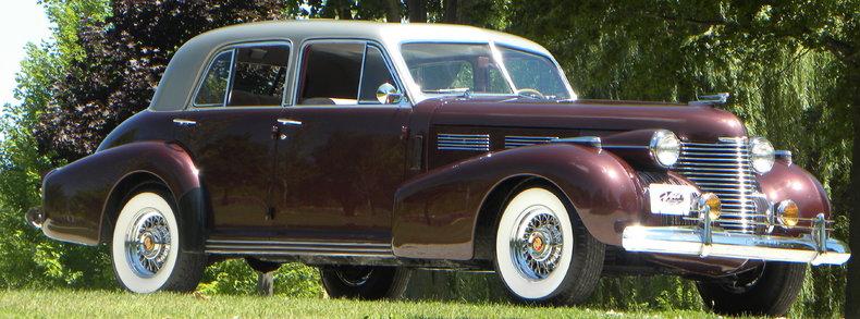 1940 Cadillac Series 60 Image 6