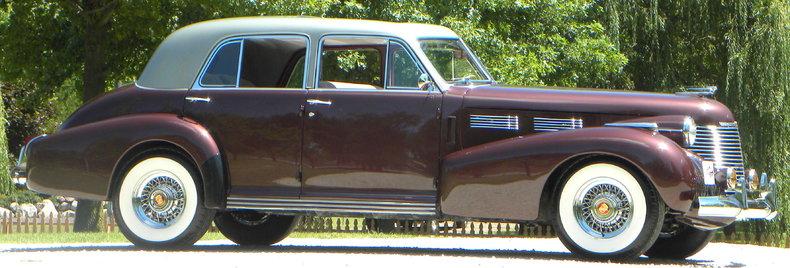 1940 Cadillac Series 60 Image 7