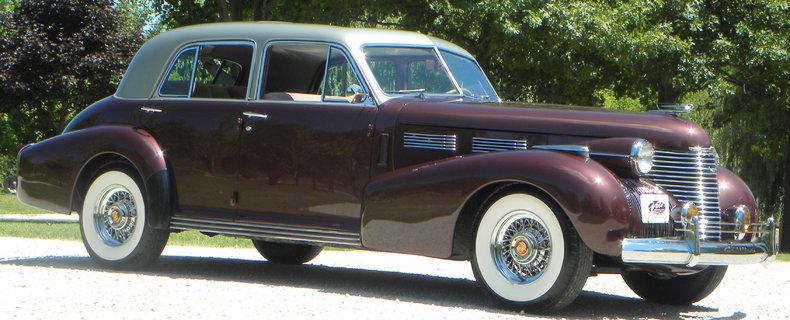 1940 Cadillac Series 60 Image 8