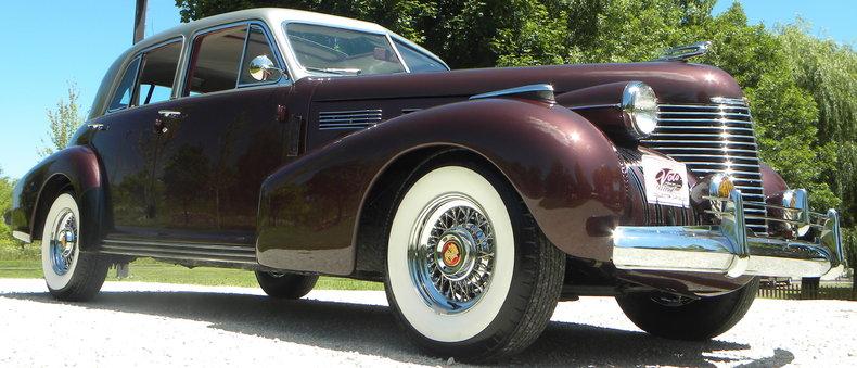 1940 Cadillac Series 60 Image 9