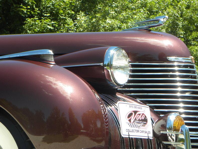 1940 Cadillac Series 60 Image 12