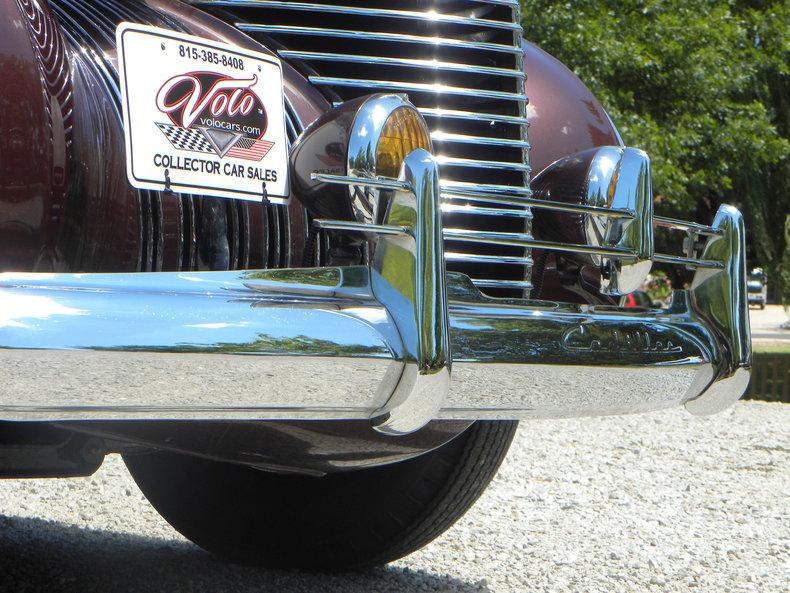 1940 Cadillac Series 60 Image 13