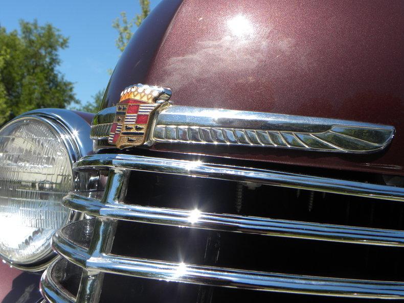 1940 Cadillac Series 60 Image 17