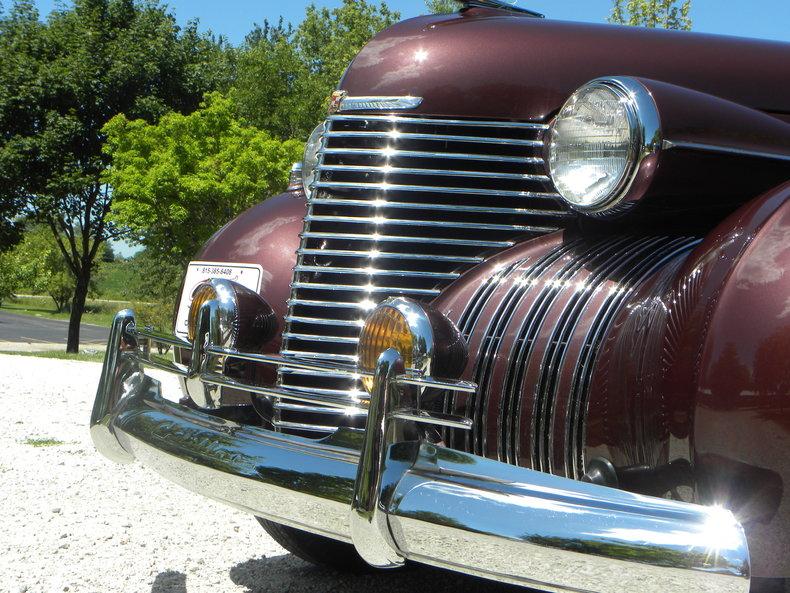 1940 Cadillac Series 60 Image 19