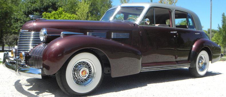 1940 Cadillac Series 60 Image 25