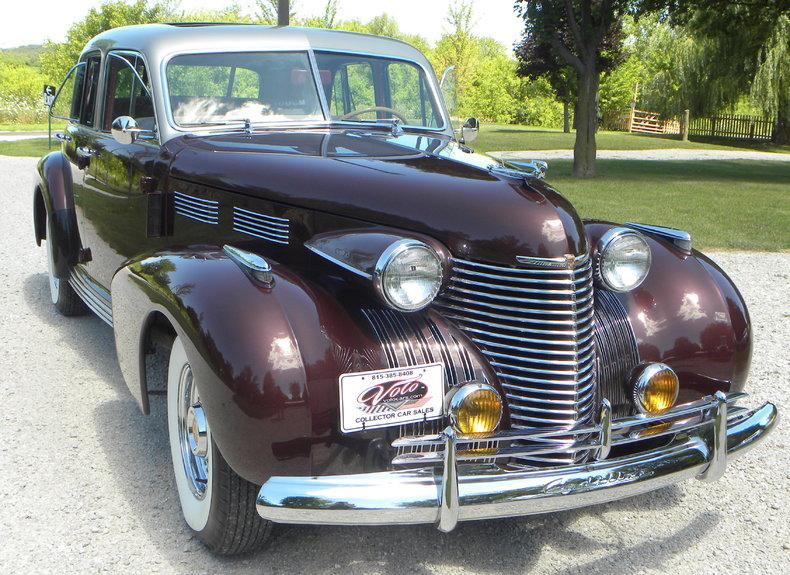 1940 Cadillac Series 60 Image 26