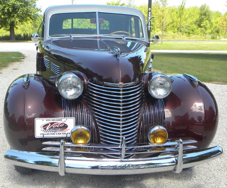 1940 Cadillac Series 60 Image 27