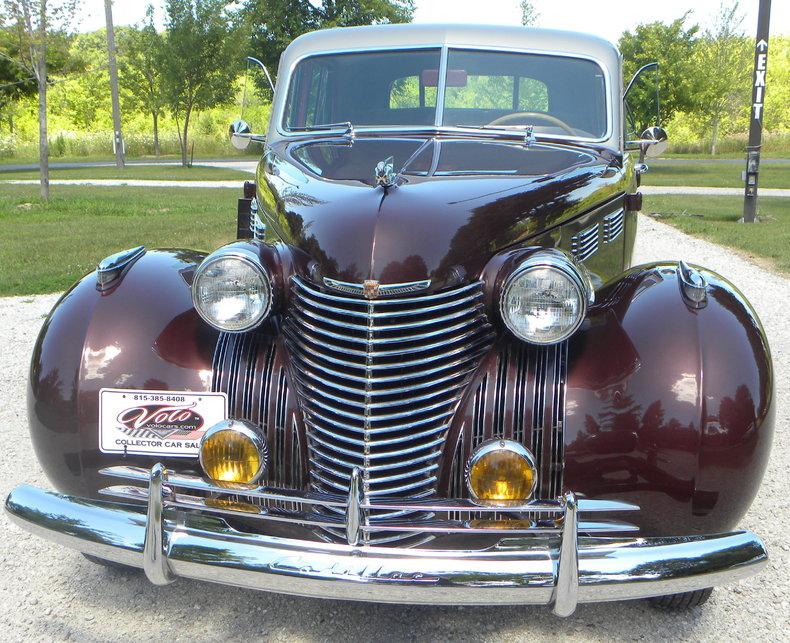 1940 Cadillac Series 60 Image 28