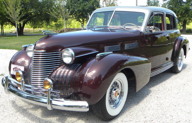 1940 Cadillac Series 60 Image 29
