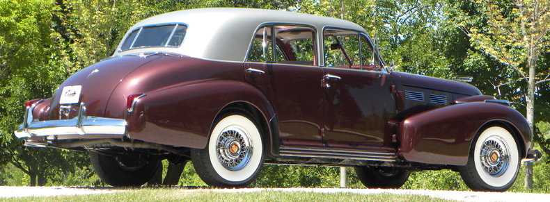 1940 Cadillac Series 60 Image 32
