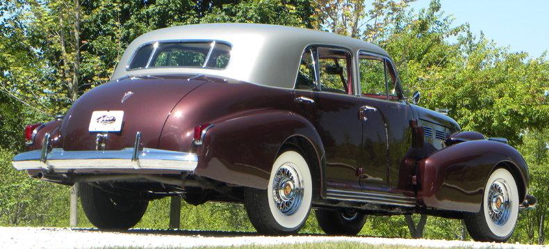1940 Cadillac Series 60 Image 33