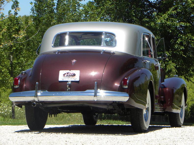 1940 Cadillac Series 60 Image 34