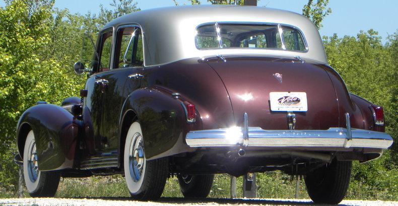 1940 Cadillac Series 60 Image 35