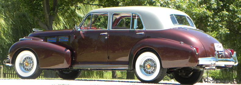 1940 Cadillac Series 60 Image 36