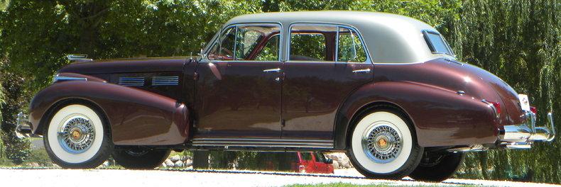 1940 Cadillac Series 60 Image 37