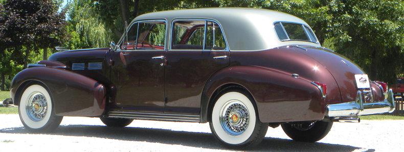 1940 Cadillac Series 60 Image 38