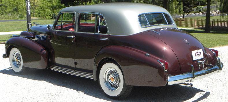 1940 Cadillac Series 60 Image 39