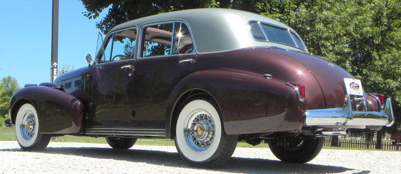 1940 Cadillac Series 60 Image 40