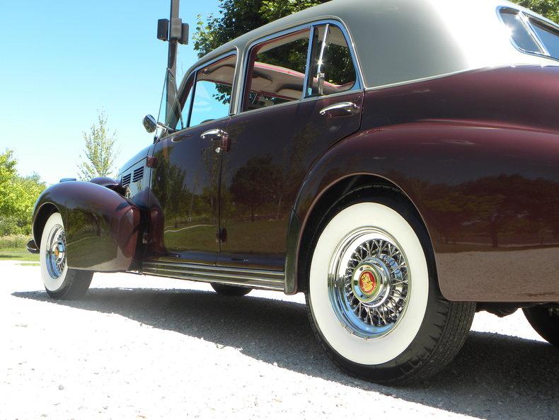 1940 Cadillac Series 60 Image 41