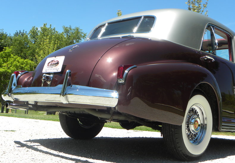 1940 Cadillac Series 60 Image 50
