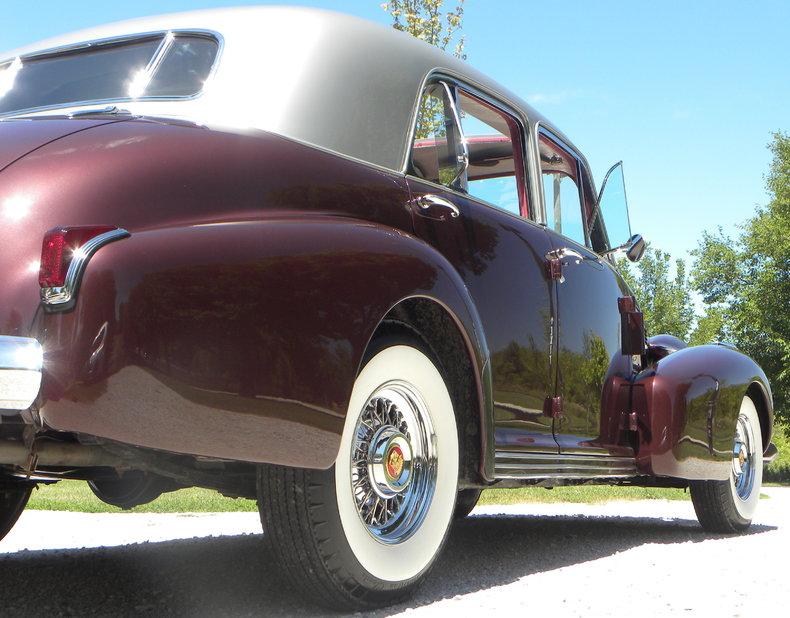 1940 Cadillac Series 60 Image 51