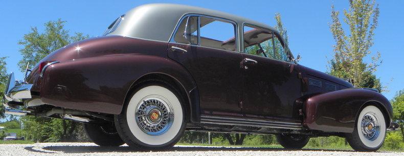 1940 Cadillac Series 60 Image 53