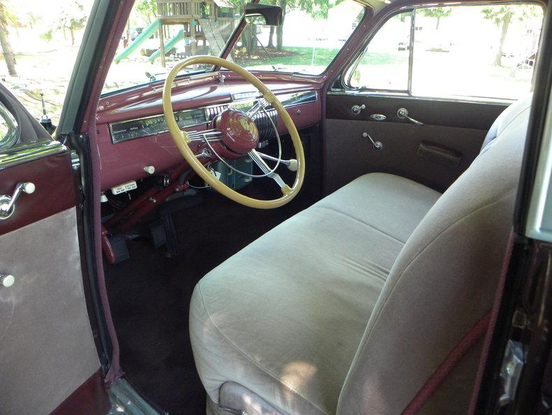 1940 Cadillac Series 60 Image 56