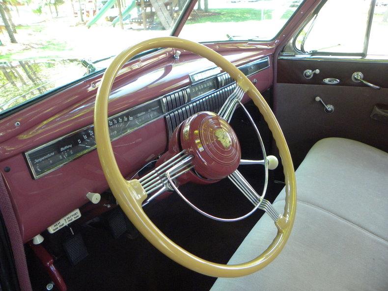 1940 Cadillac Series 60 Image 58