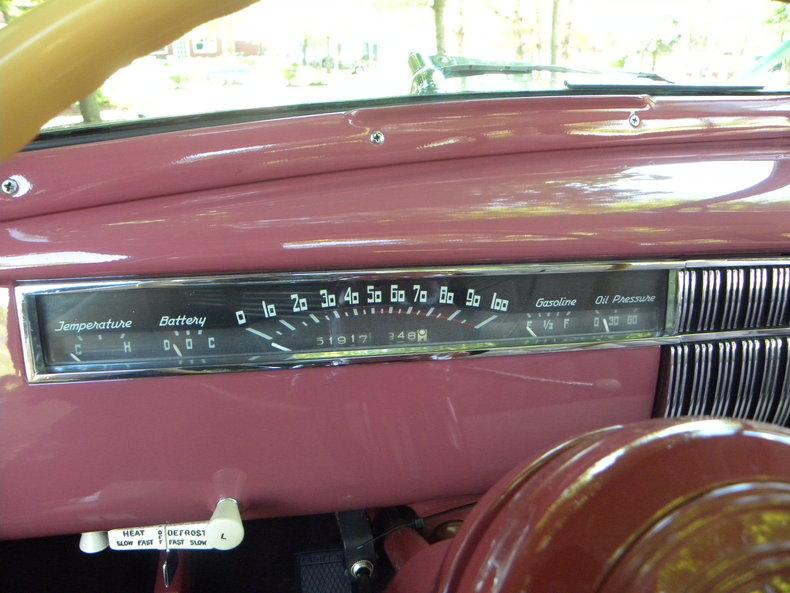 1940 Cadillac Series 60 Image 65