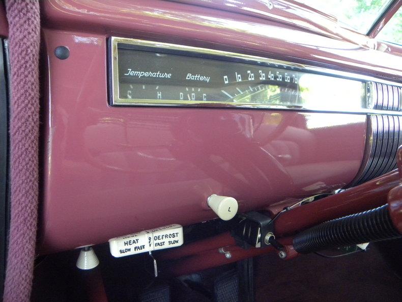 1940 Cadillac Series 60 Image 69