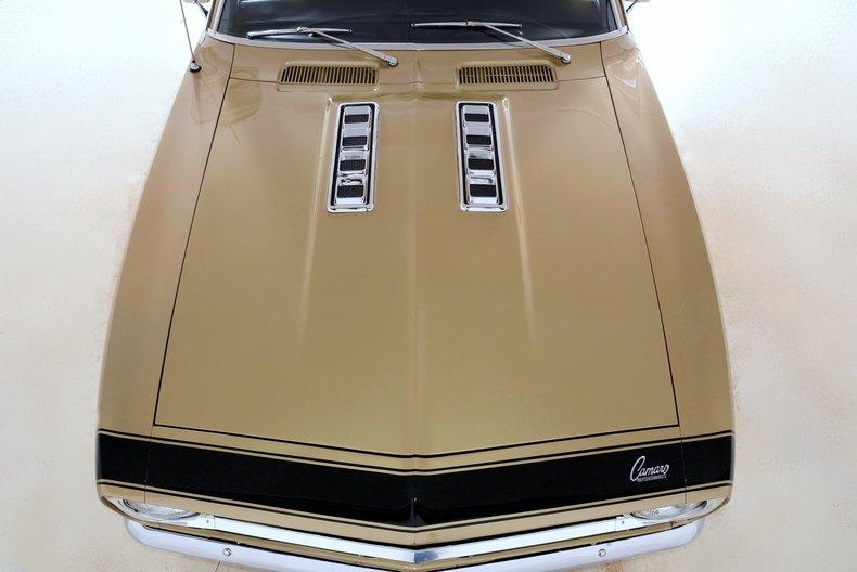 1968 Chevrolet Camaro Image 13