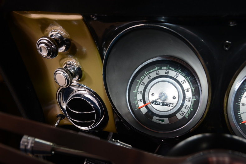 1968 Chevrolet Camaro Image 18