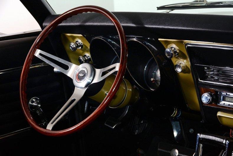 1968 Chevrolet Camaro Image 26