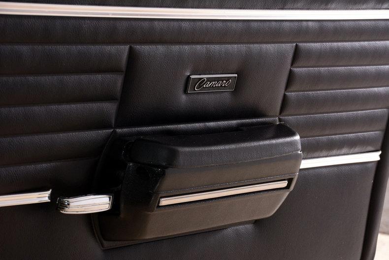 1968 Chevrolet Camaro Image 36