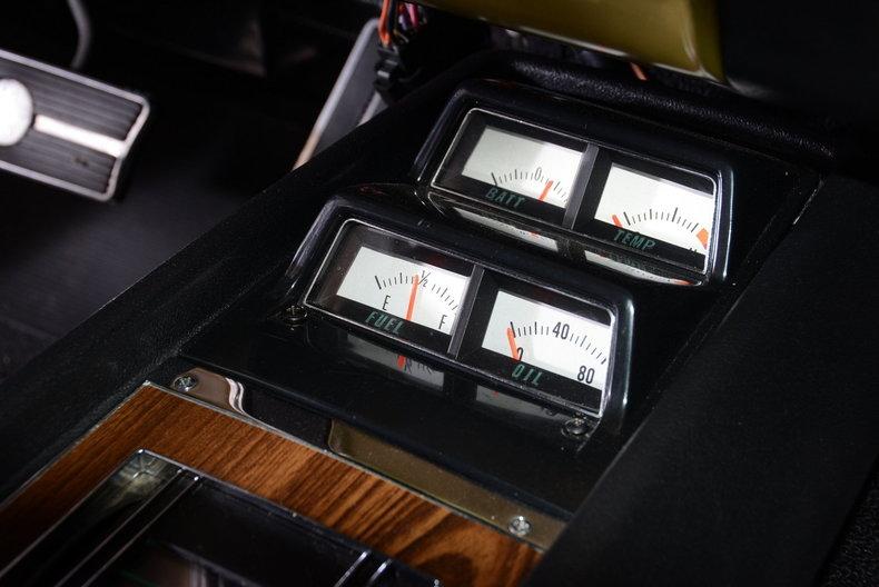 1968 Chevrolet Camaro Image 69