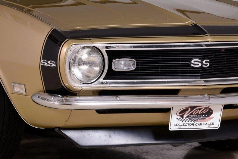 1968 Chevrolet Camaro Image 79