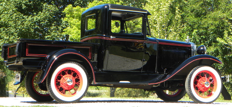 1931 Ford Model A Image 17