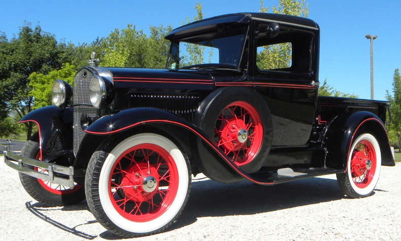 1931 Ford Model A Image 15