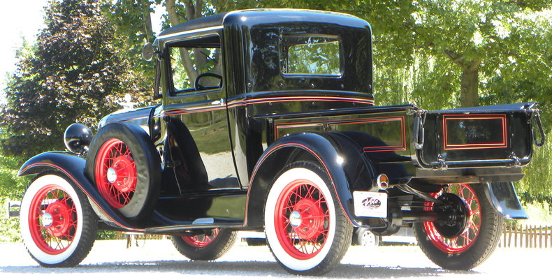 1931 Ford Model A Image 24