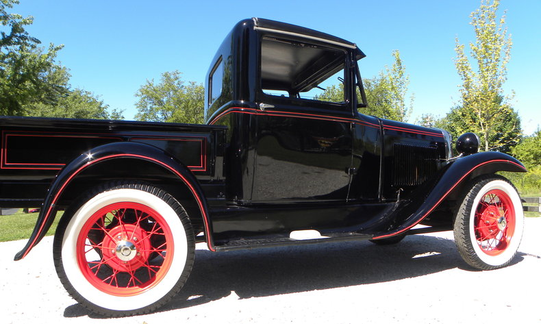 1931 Ford Model A Image 32