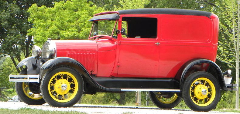 1928 Ford Model A Image 2