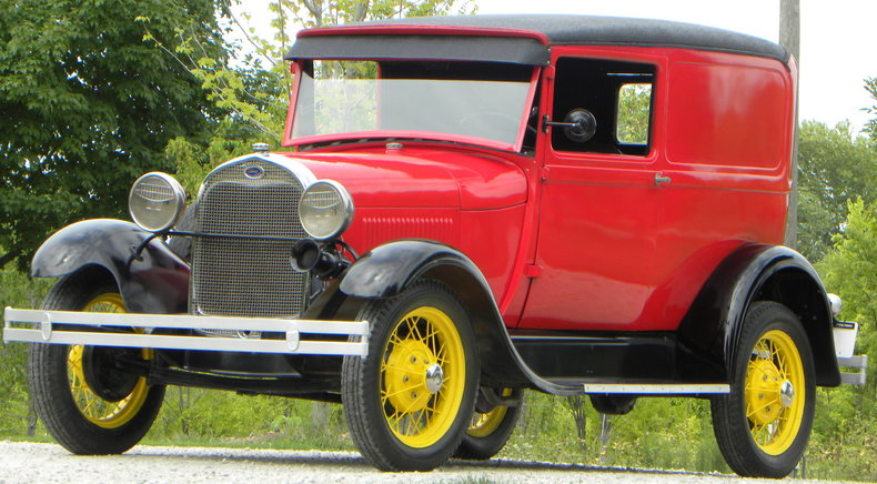 1928 Ford Model A Image 4