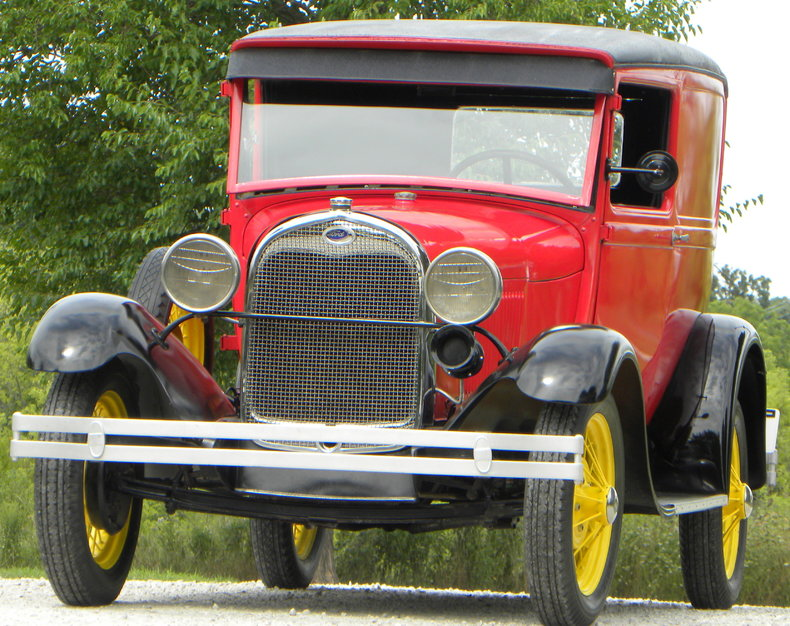 1928 Ford Model A Image 5