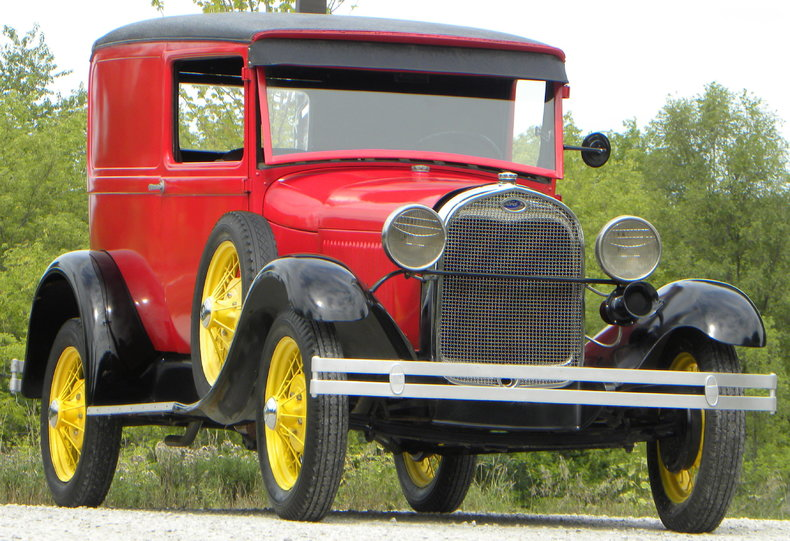 1928 Ford Model A Image 6
