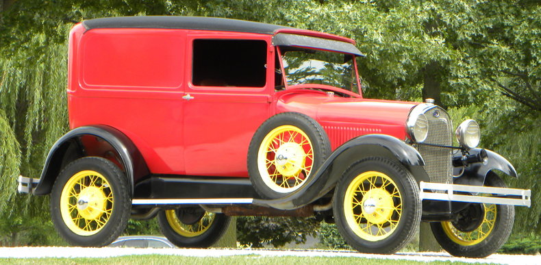 1928 Ford Model A Image 7