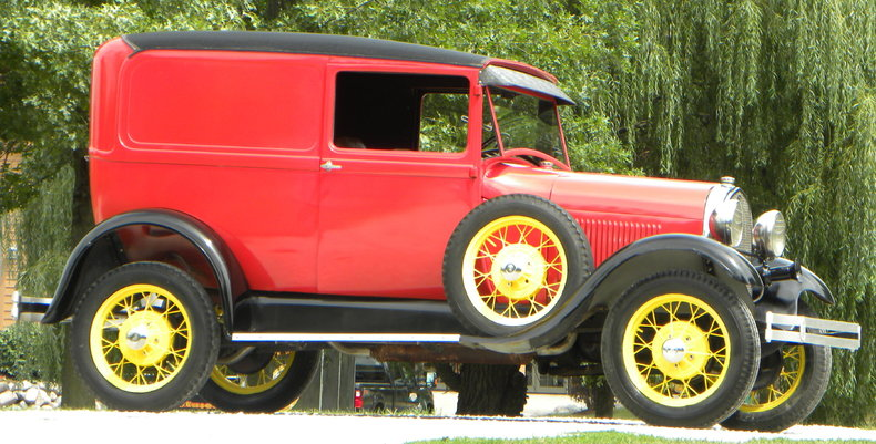 1928 Ford Model A Image 8