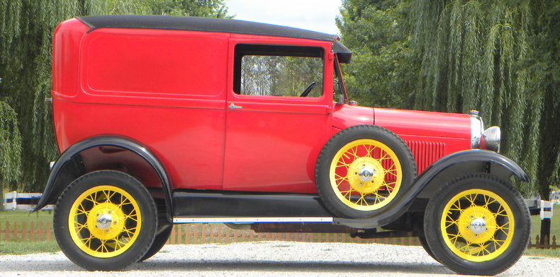 1928 Ford Model A Image 9
