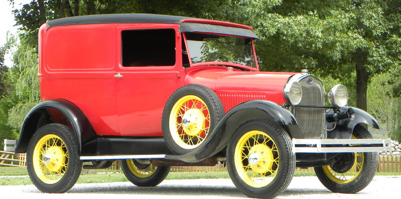 1928 Ford Model A Image 10